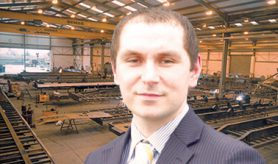 manufacturing electricity consumption  Connor Ward, SDC Property & Energy Manager